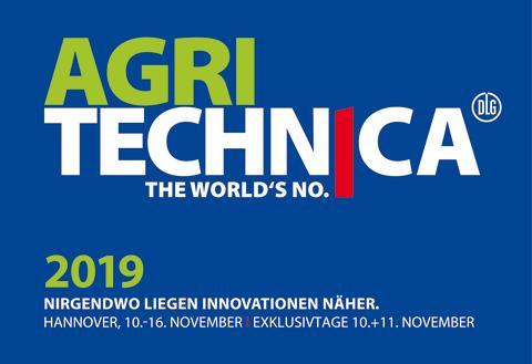 GreenRock Energy auf der Agritecnica 2019