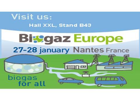 Biogaz Europe 2016, Nantes