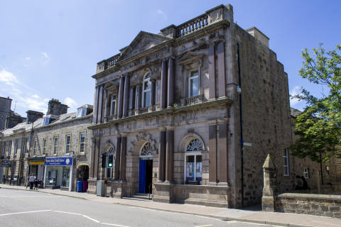 Forres Town Hall a step closer to official community ownership after CAT approval