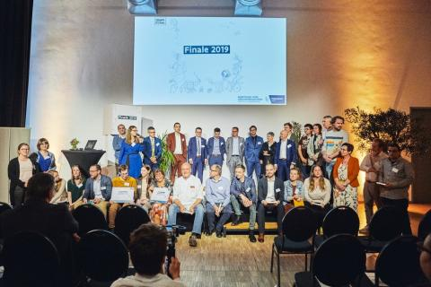 SAM, Compass en Noteble winnen Ideaal Duaal 2019