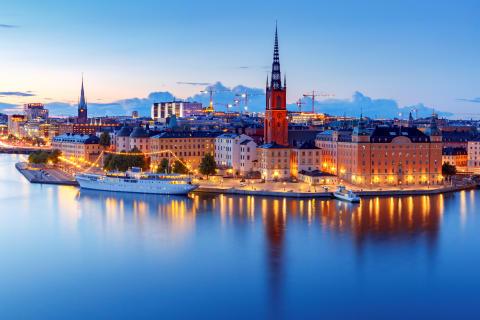 Omstartskommissionen föreslår snabbare järnvägsförbindelse Oslo-Stockholm