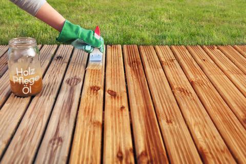 Terrassendielen aus Kebony ersparen viel Pflegeaufwand