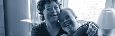 Utlysande av särskilt forskningsbidrag om Downs syndrom