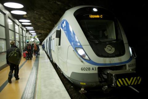 Ny pendeltågslinje till Arlanda flygplats