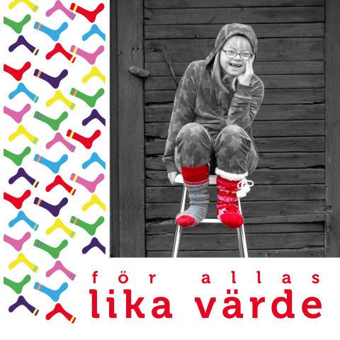 Dags att Rocka Sockorna med Avdelning Stockholm!