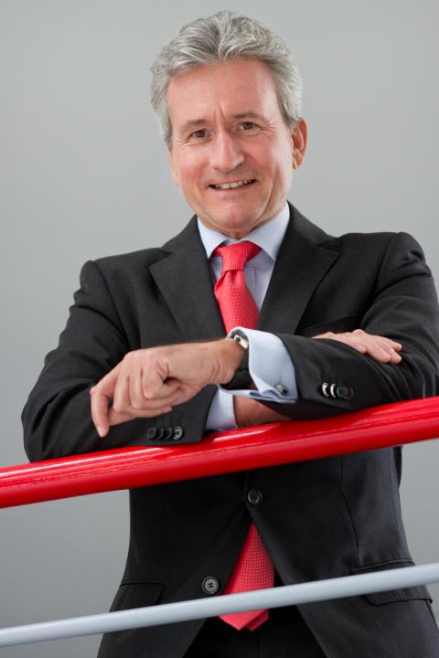 Patrick Sesboüé est nommé  Président de Panalpina France