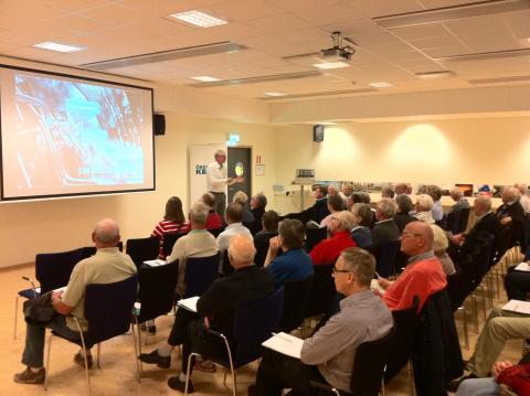 Öresundskraft möter kunder på Hett Forum
