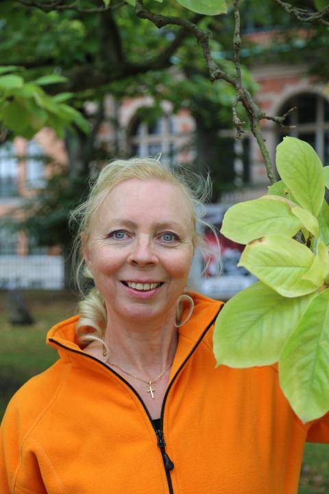 Ingrid Kampås
