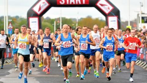 Sunderland City 10K and Half Marathon - 7 May 2017