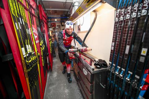 Norges Skiskytterforbund inngår samarbeidsavtale med Kina