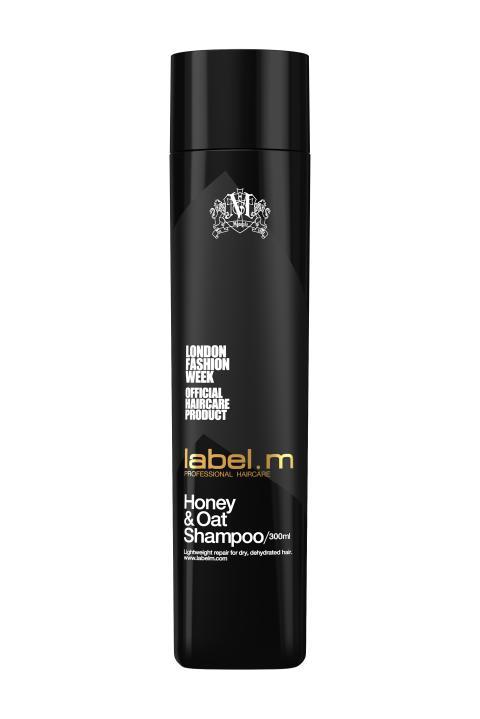 LabelM_Bottle_300ml_Honey Oat_Shampoo-bs-3002