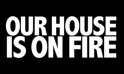 Norrdans - our house is on fire