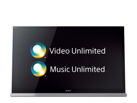 Music_Video Unlimited von Sony