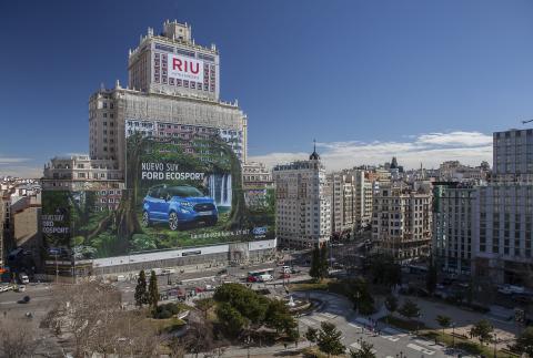 Dette er verdens største reklameplakat!