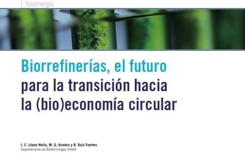 NEW SPANISH ARTICLE IN INDUSTRIA QUÍMICA ABOUT THE PROJECT