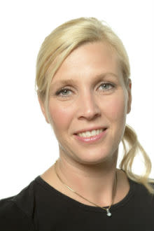 Beatrice de Maré Peterson,  ansvarig projektledare för TUR Event.