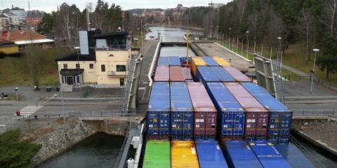 Sjöfartsverket – Södertälje kanals framtid och säkerhet