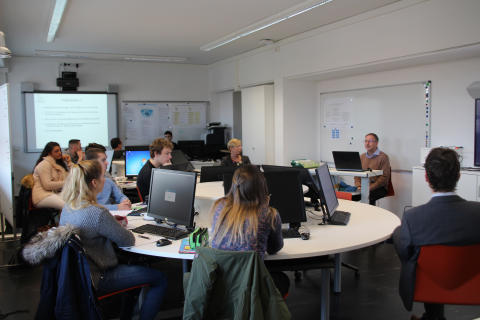 SecurityLab der Technischen Hochschule Wildau am 20. Juni 2018 für Schülerinnen ab Klassenstufe 7 geöffnet