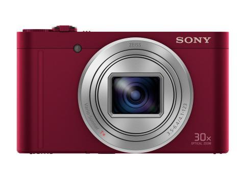 DSC-WX500 von Sony_rot_01