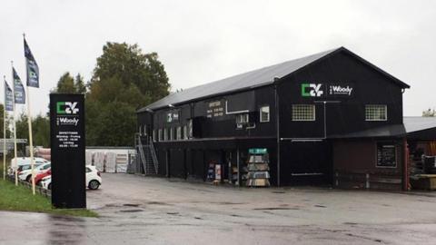 Woody fortsätter växa när C24 Bygg Kompaniet förvärvar XL-Bygg i Gimo samt öppnar i Årsta