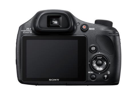 Cyber-shot HX350