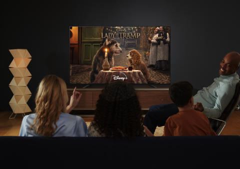 Disney+ launches on Sony Android TVs
