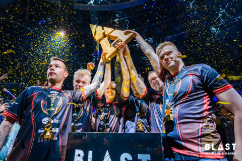 ENCE win BLAST Pro Series Madrid 19 in historical Grand Final against Astralis
