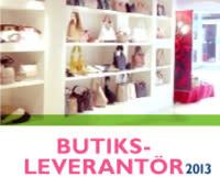Butiksleverantör 2013