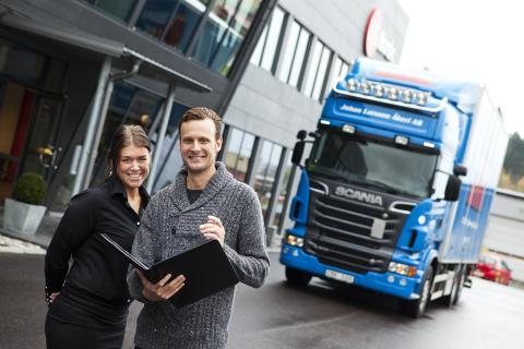 Transportören AB är företagspartner till Rädda Regnskog!
