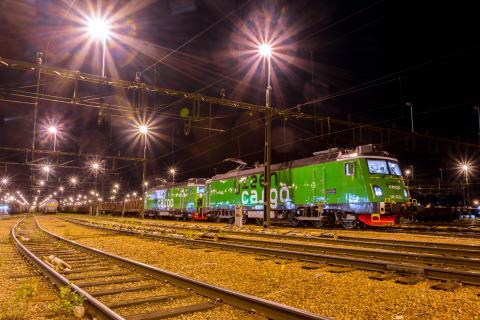 Green Cargo Transmontana