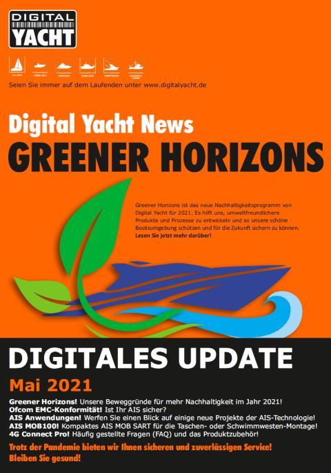 Der Digital Yacht Newsletter im Mai