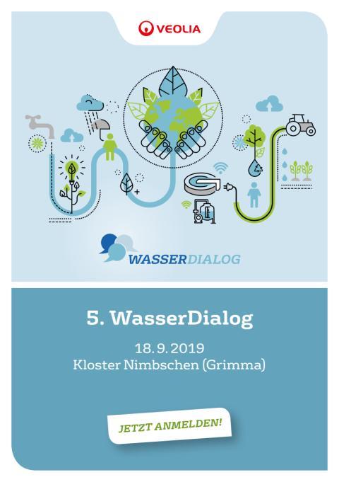 Programm Veolia WasserDialog 2019