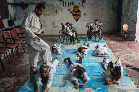 © Anas Alkharboutli, Syrian Arab Republic, Category Winner, Professional competition, Sport, Sony World Photography Awards 2021_4