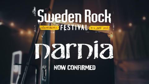 Narnia är klara för 2020 års upplaga av Sweden Rock Festival!