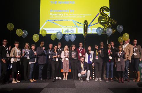 Saga Diagnostics wins Startup Challenge @NLSDays 2017 for best pitch