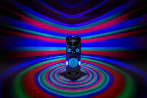 Sony lance la nouvelle gamme d'enceintes High Power Audio, pour un son digne des boîtes de nuit