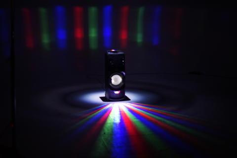 Sony - Cymatics - Behind the scenes