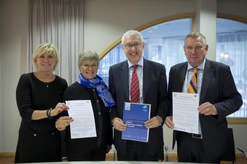 Svensk besöksnäring har nu förbundit sig att bidra till långsiktig hållbarhet