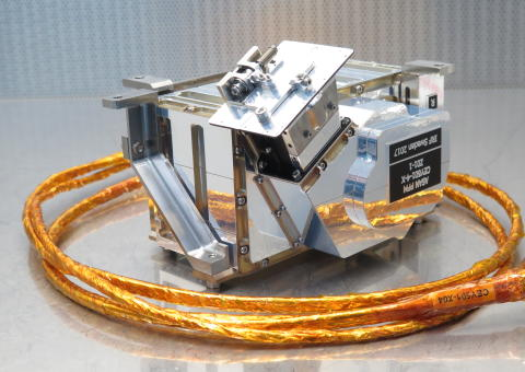 Swedish instrument has landed on the Moon