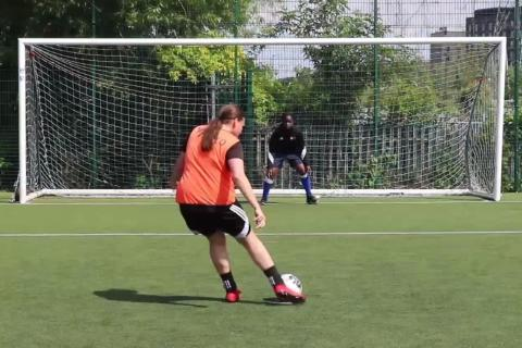 Goals4Girls uses Satellite Club funding to help teens physically and mentally