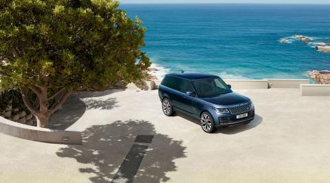 Nye Range Rover mild-hybrid: Nå tilgjengelig med RDe2-sertifiserte diesel motorer