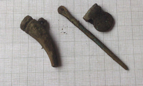 Unikt arkeologiskt fynd i Ursvik