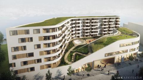 THiLT Engineering og CCL Norway AS leverer løsninger for boligprosjekt i Sandnes.