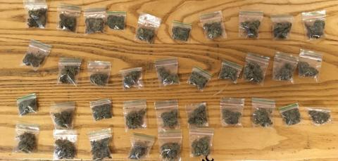 Op Perigree = Cannabis