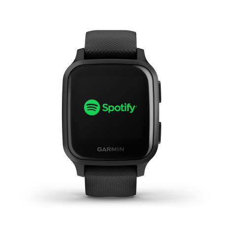 Garmin Venu Sq Music_Schwarz