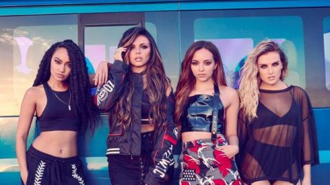Little Mix at Gateshead Stadium – Thursday 26 July