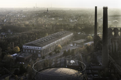 Kraftzentrale Landschaftspark Duisburg-Nord