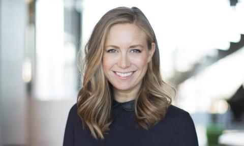 Hanne Kristine Fjellheim fra Sopra Steria er blant Norges fremste ledertalenter