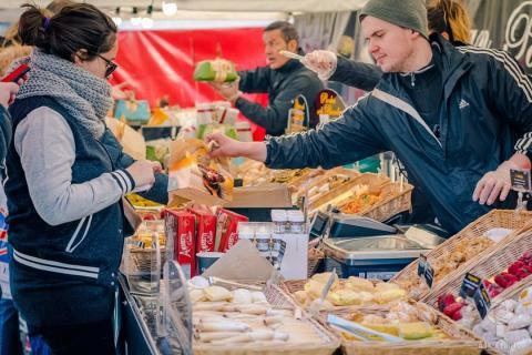 Hantverkaregatan blir Italiensk by