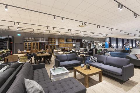 DÄNISCHES BETTENLAGER: Das Store-Konzept 3.0